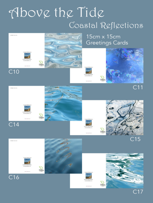 Coastal Reflections Greeting Cards 2